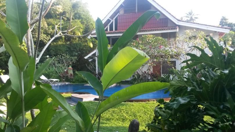 Pondok Anggreg Putih, une superbe guesthouse