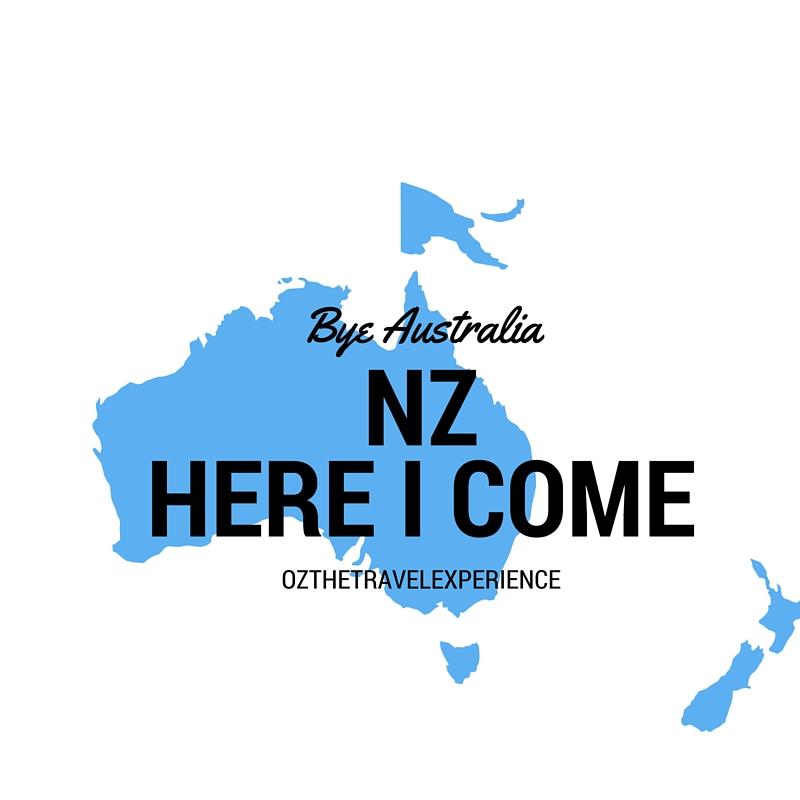 BYE AUSTRALIA